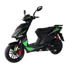 Crogen Sport 25 km/h, grün