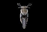 Motowell Darox, 45 km/h Version, Farbe: silver light