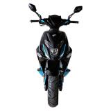 Crogen Sport 25 km/h, blau