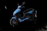 Motowell Darox Limited, 45 km/h Version, Farbe: matt blau