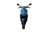 Motowell Darox Limited, 45 km/h Version, Farbe: matt blau