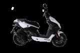 Motowell Darox Limited, 25 km/h Version, Farbe: matt weiss