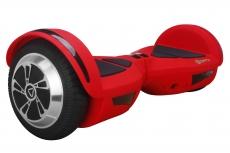 Hoverboard ORNII® 7.5 Zoll Matt Rot
