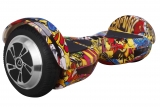 Hoverboard ORNII® 7.5 Zoll Bunt Grau